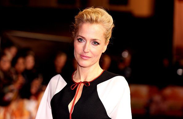 Gillian Anderson. London Premiere Viceroy's House