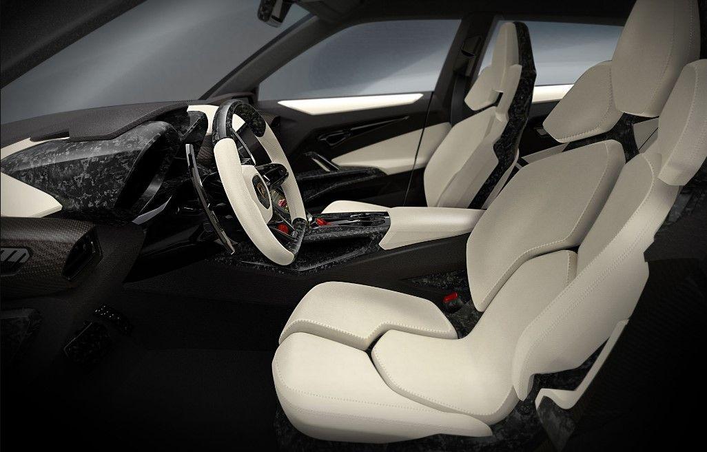 2019 Lamborghini Urus Interior Luxury Cars Pinterest