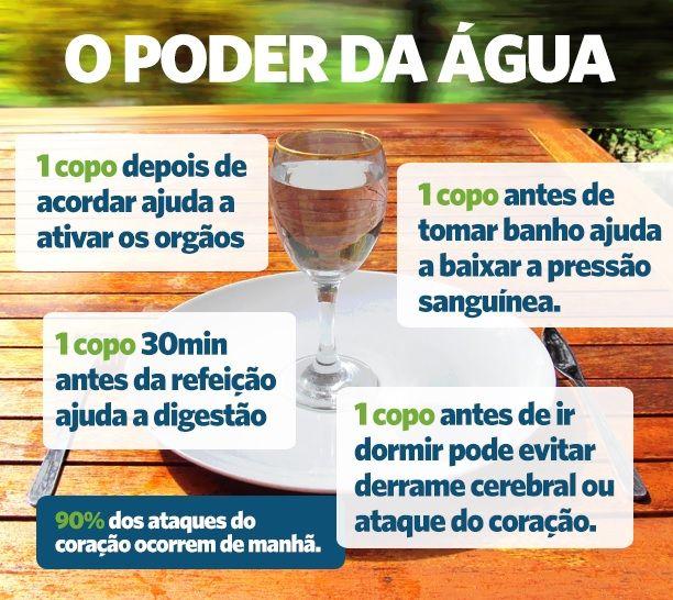 #Dica O Poder da Água  https://www.facebook.com/ChiquinhaArtesanato