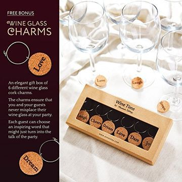 Wall Mounted Wine Rack | Bottle & Glass Holder | C