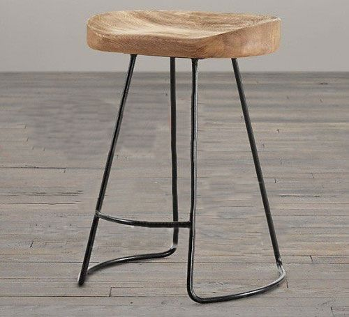 Beau Tractor Dining Stool Rustic Bar Stools And Counter Stools From Restoration  Hardware