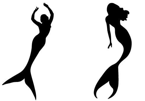 Silhouette Vector Blog Free Silhouette Illustration | Women ...