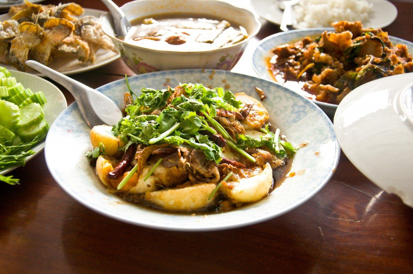 Our Guide To Milwaukee Thai Food Food Mexican Food Recipes Thai Recipes