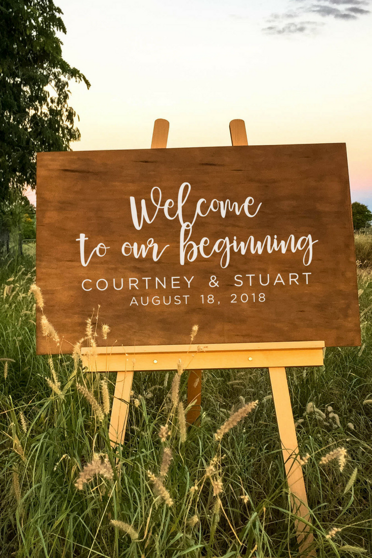 Pin On Wedding Signs And Decor