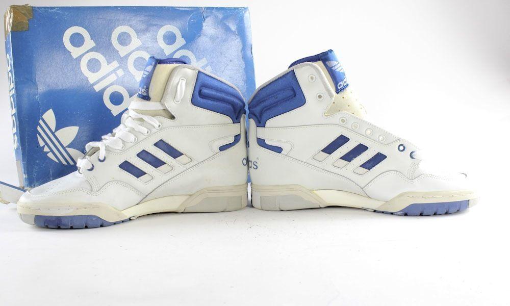 Vintage Adidas PHANTOM HI Basketball Shoe sneaker Hightops