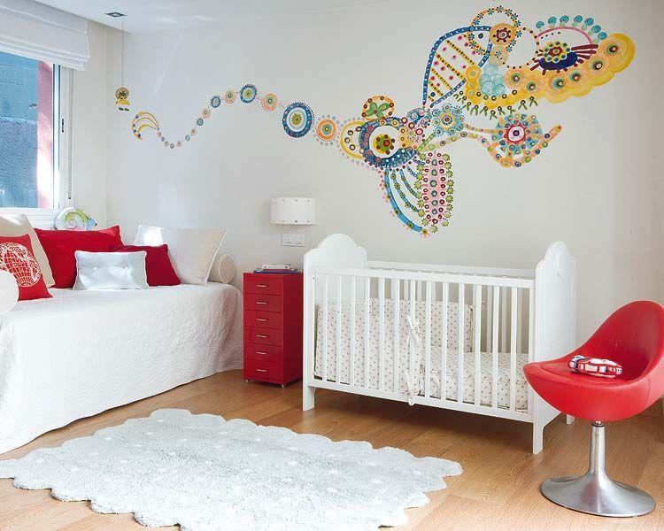 the most beautiful nursery baby Pinterest Dormitorios de bebe