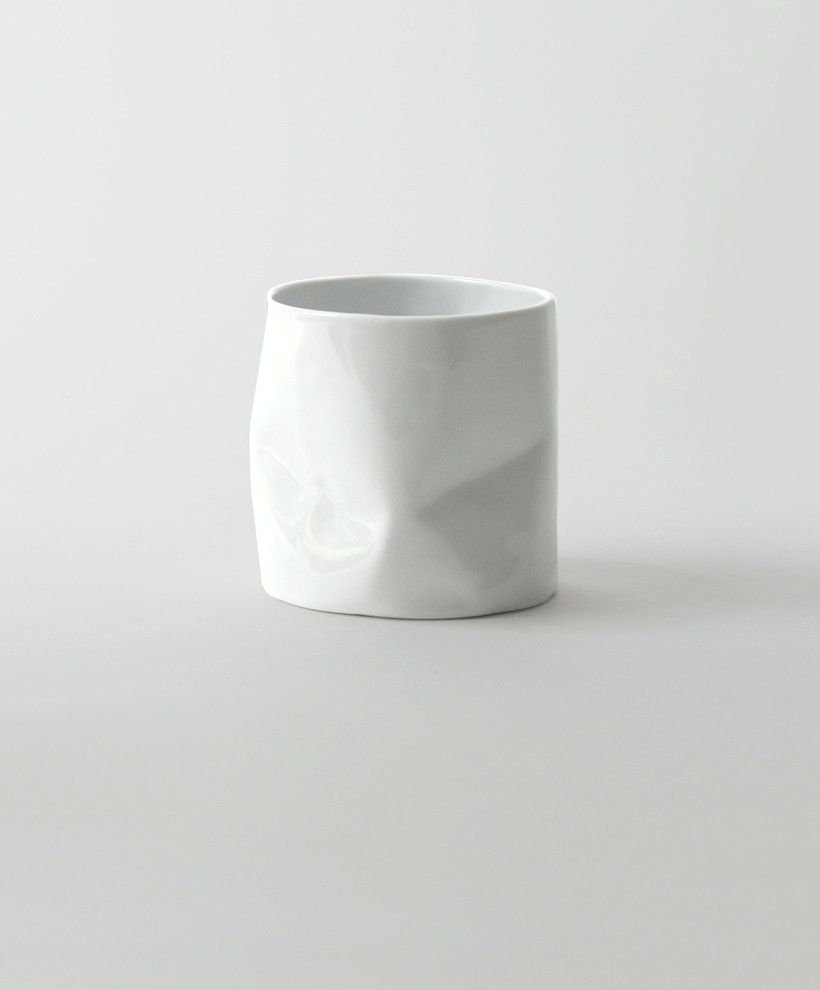 Crinkle Cup