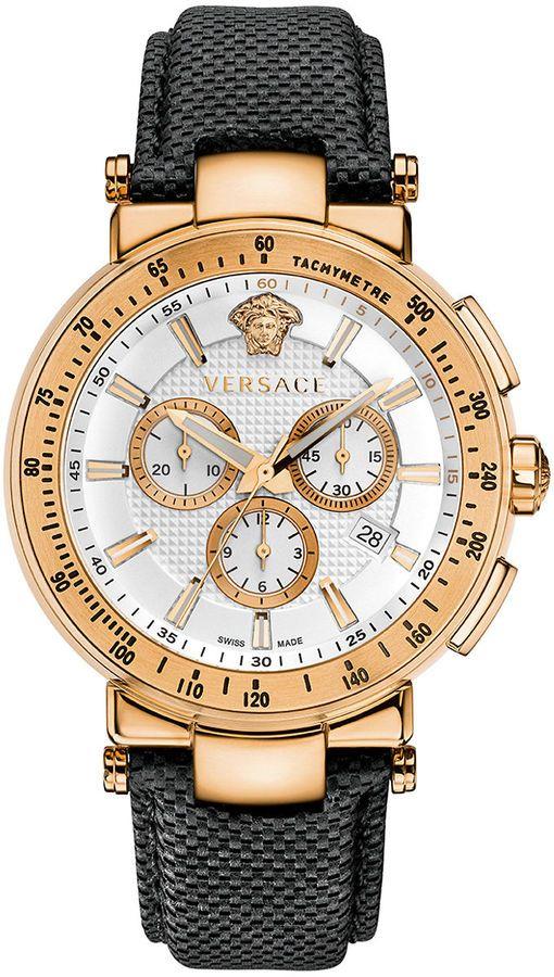 VERSACE Men s Mystique Sport Watch Luxusní Hodinky 1e517178a9