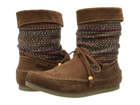 Womens Boots Rocket Dog Venise Chestnut Hush