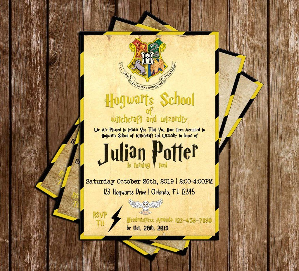 Harry potter hufflepuff hogwarts birthday party