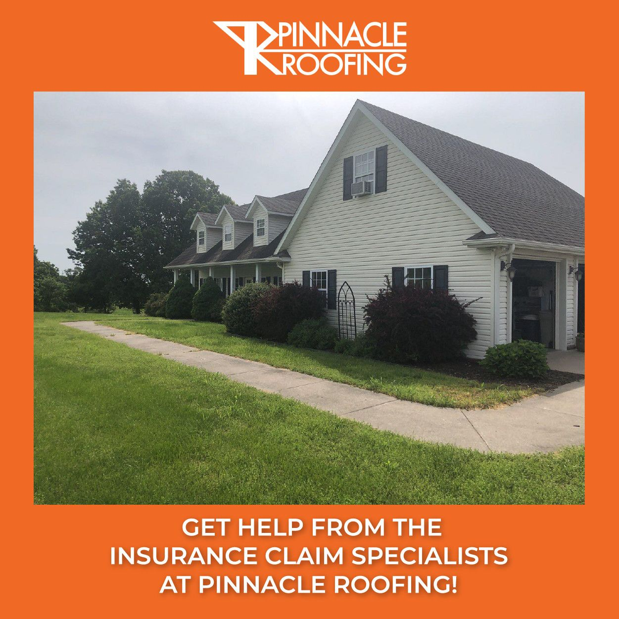 Insurance claims can be a mess call one of our