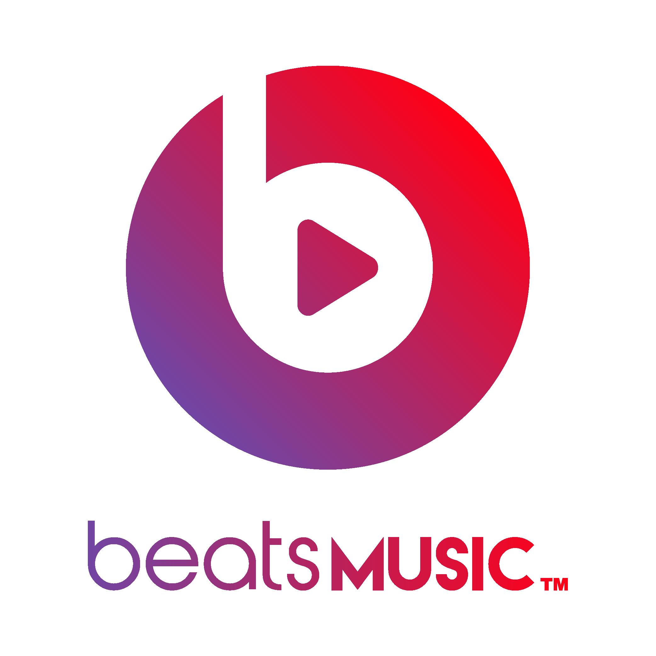 Logo Beats Music HD⎪Vector illustrator (ai.)