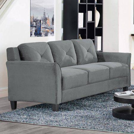 Lifestyle Solutions Ireland Sofa, Dark Grey, Gray | Products ...