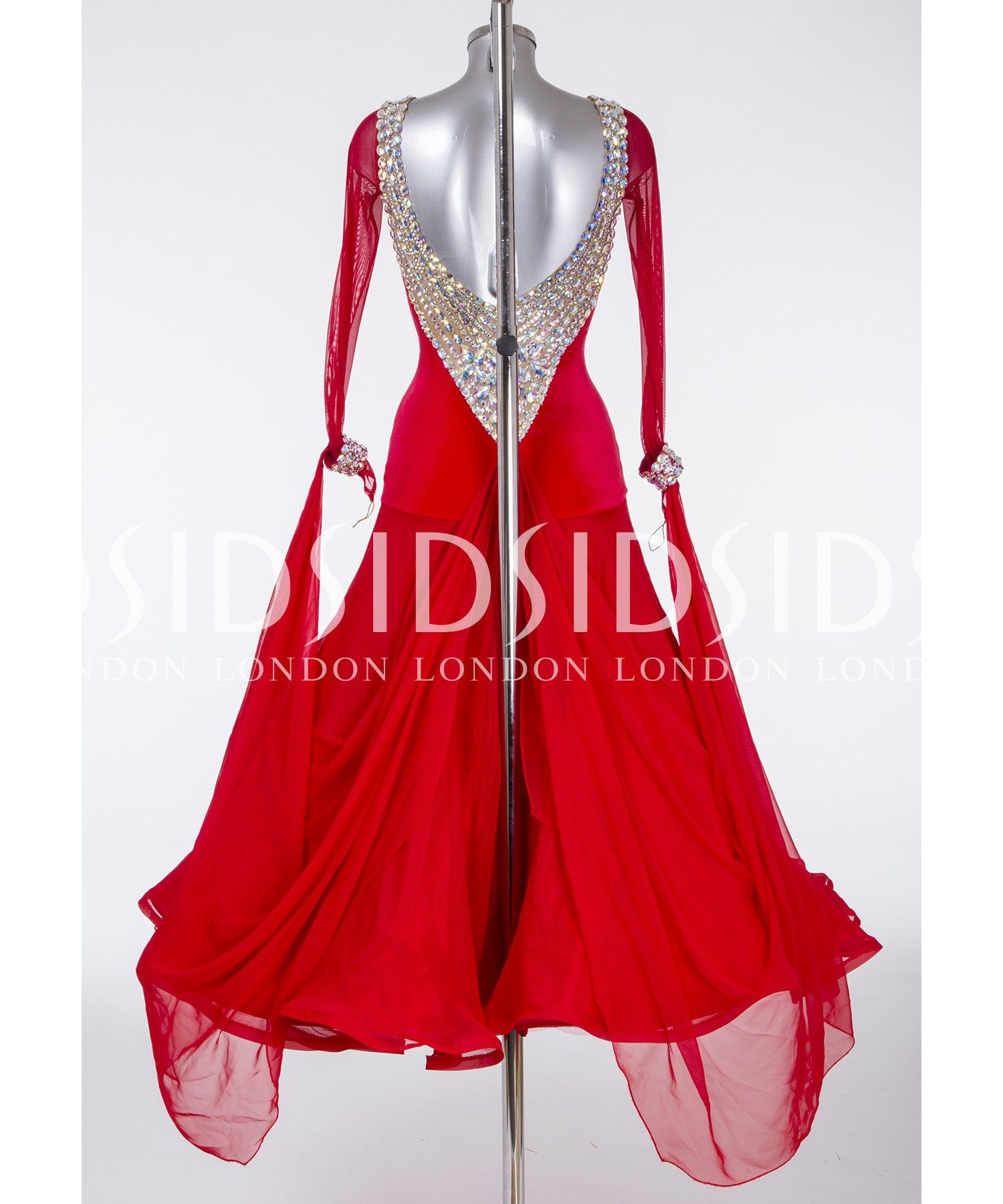 403053 Flamenco Ballroom Dress | Ballroom dresses for sale | Dance ...