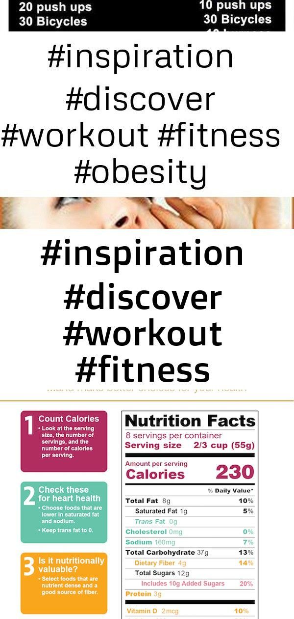 #diet #Discover #Fitness #guide #inspiration #obesity #Quick #reason #weight #Workout #inspiration #...