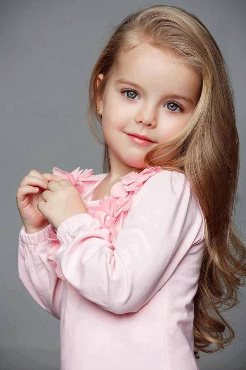 Stylish Hairstyles Little Girls Occasion curly-hairstyles-for