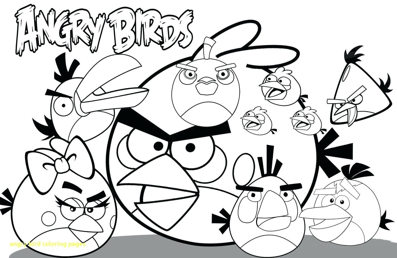 Angry Birds Coloring Pages Awesome Angry Birds Star Wars 2