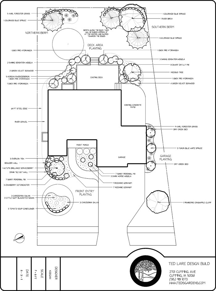 Professional Landscaping Design Plans Ted Lare Design Build Landscape Design Plans Landscape Design Software Free Landscape Design
