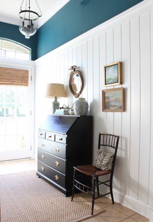 Wandpaneele home pinterest haus schlafzimmer und - Wandpaneele schlafzimmer ...