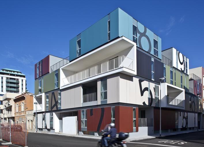 C+C04 STUDIO-Condominio P-Cagliari | mapolis | Architektur – das Onlinemagazin für Architektur