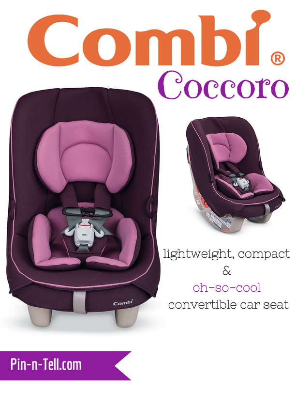 Combi Coccoro Review On Pin N Tell Convertible Car Seats Babys