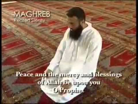 maghreb gebed