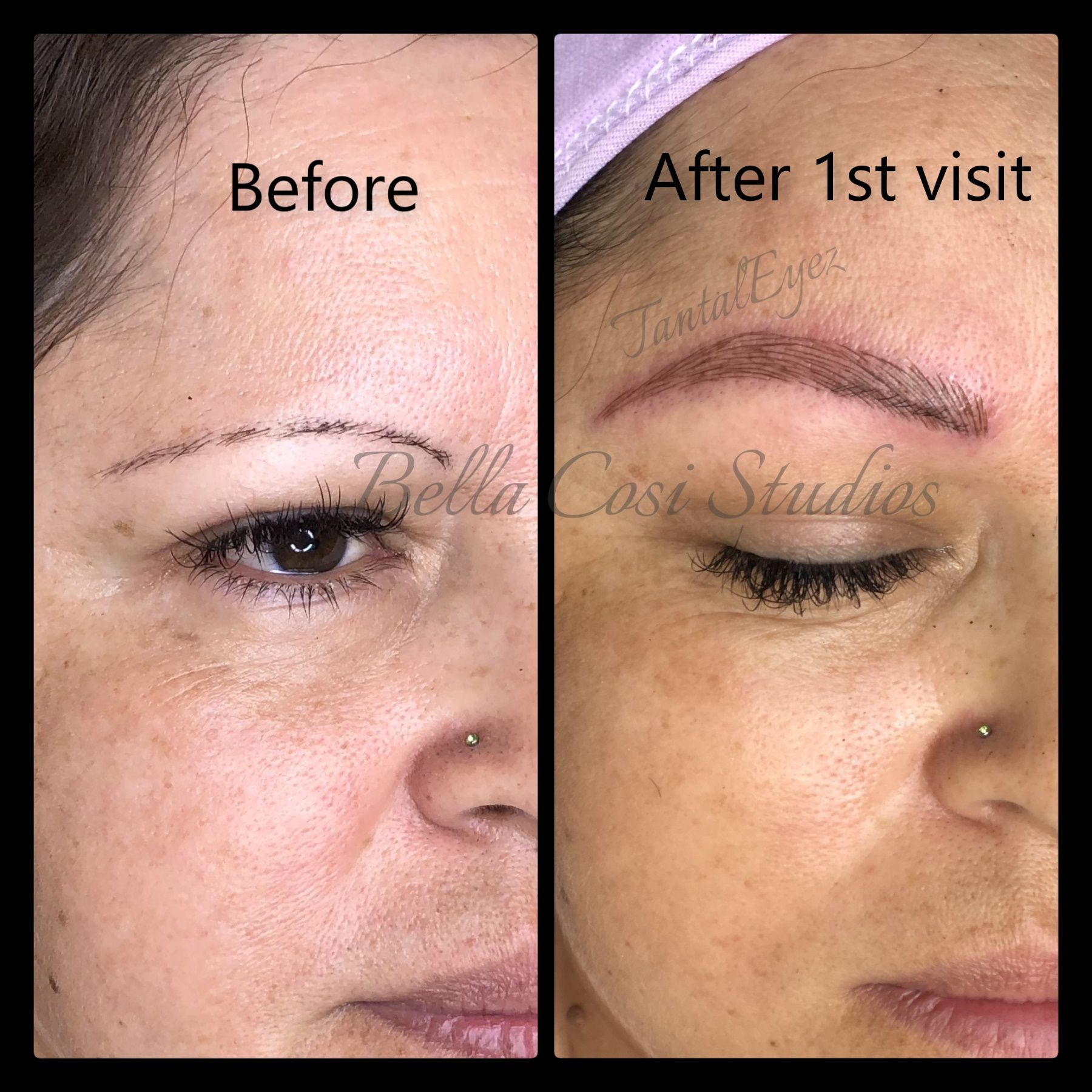 Bella Cosi Studios Microblading and Lash Extensions in