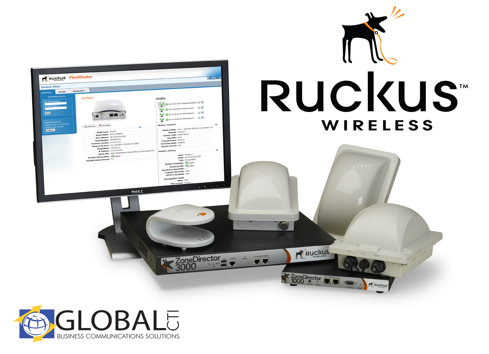 Enhance your ShoreTel mobility with Ruckus Wireless. (With