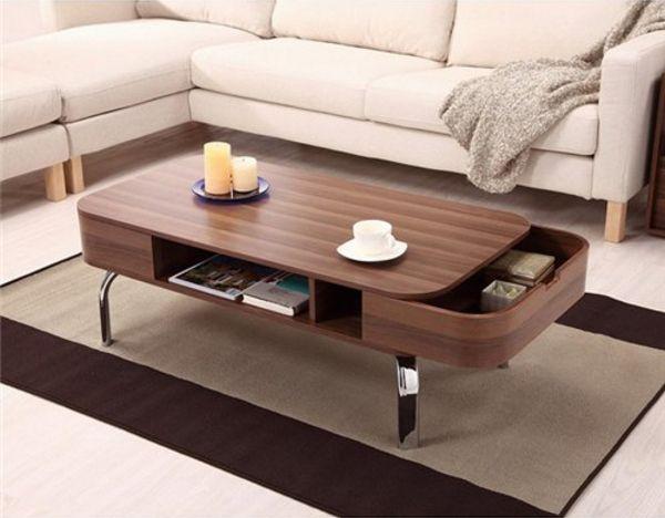 Great 6 Smart Coffee Tables Designs | Revedecor