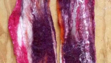 Felting: Add Color & Texture the Easy Way!