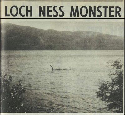 Loch Ness Monster An Interesting Photograph Loch Ness Monster Mythical Creatures Unexplained Phenomena