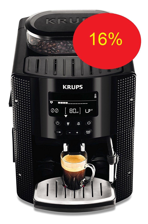 Aldi Nord Krups Quattro Force Kaffeevollautomat 16