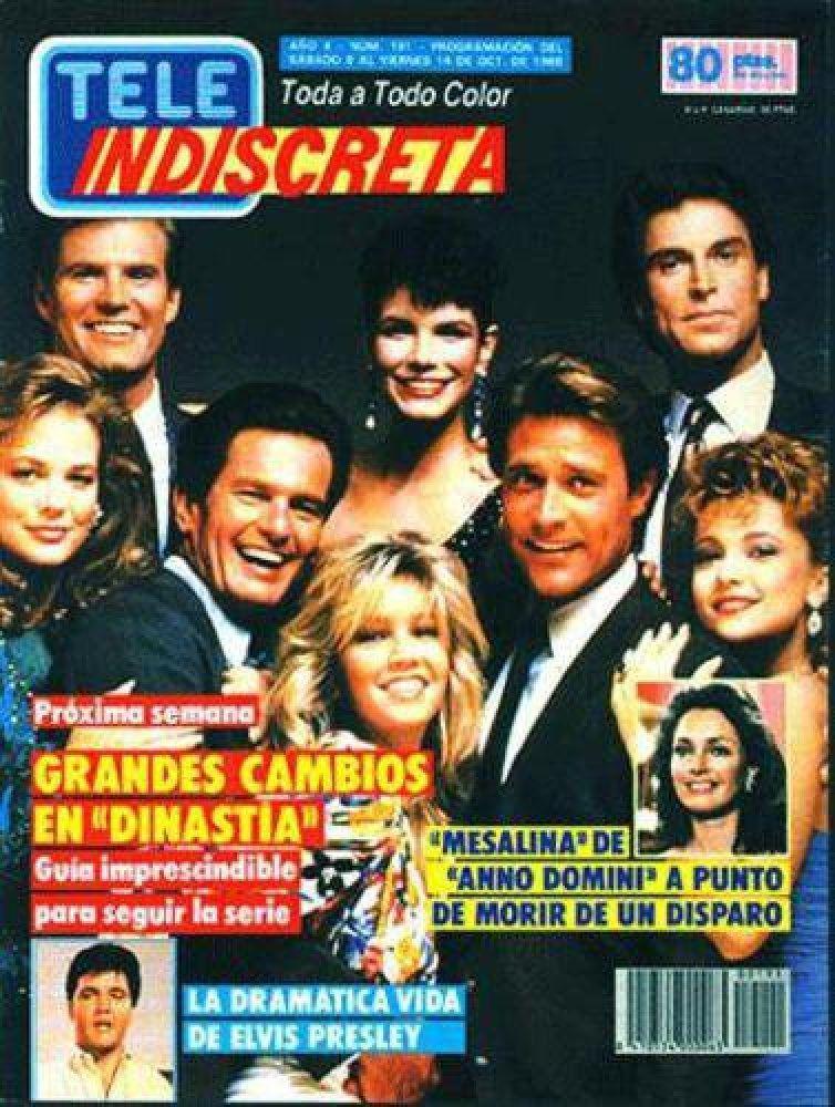 revista Tele Indiscreta