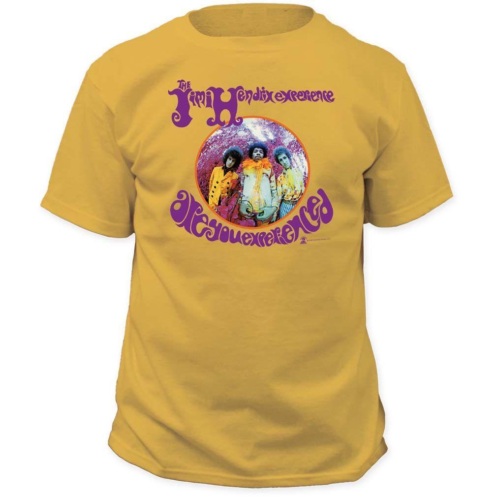 Jimi Hendrix Are You Experienced? T-Shirt