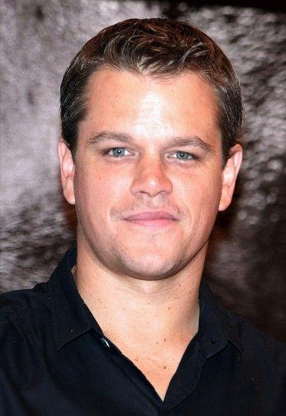 Matt Damon Photos Photos Bourne Ultimatum Japan Premiere Photo Call Mens Hairstyles Short Mens Hairstyles Short Hair Styles