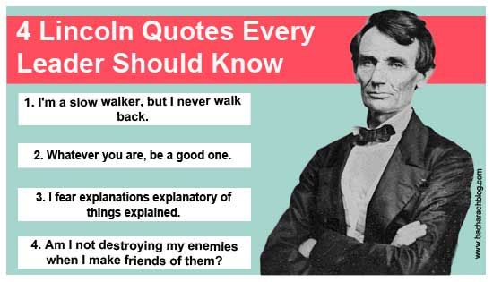 Best Lincoln Quotes Inspiration Best Life Quotes The Amazing Awesomeness Of Abraham Lincoln