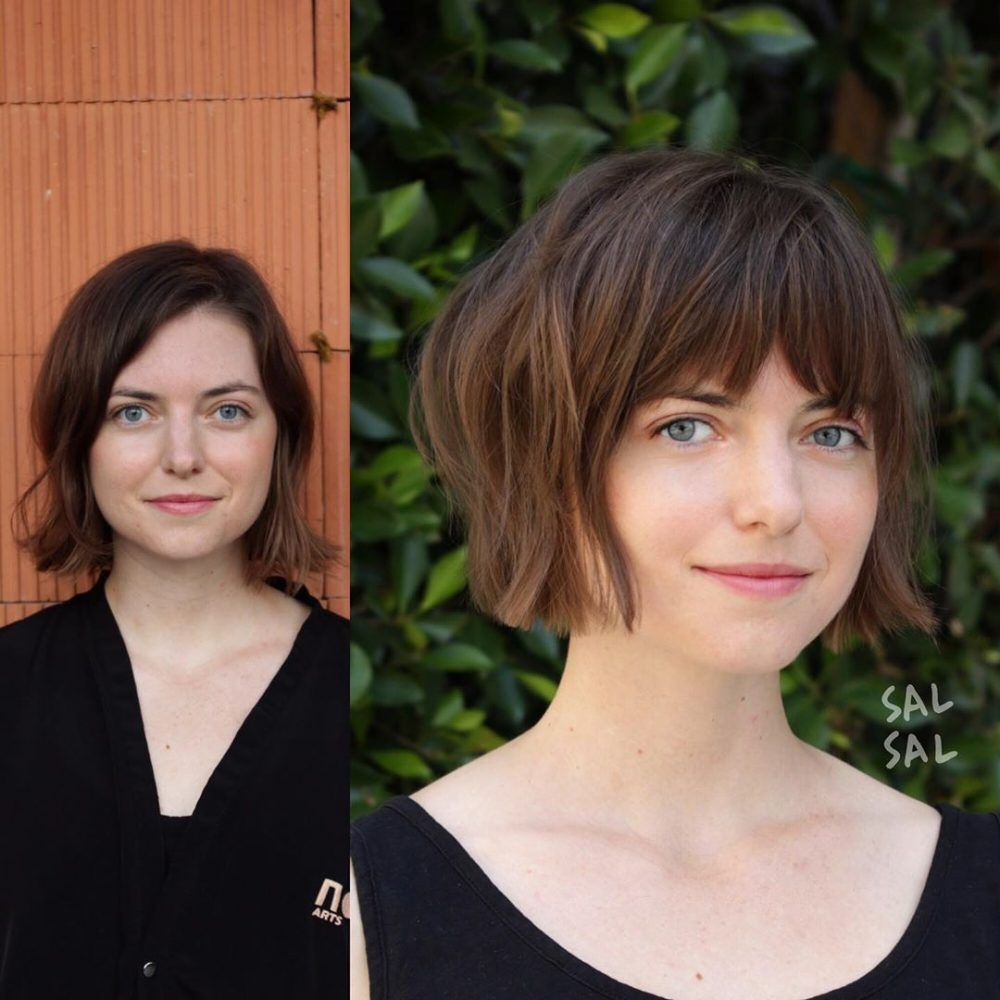 19 Short Haircuts for Girls That Work for Ladies o