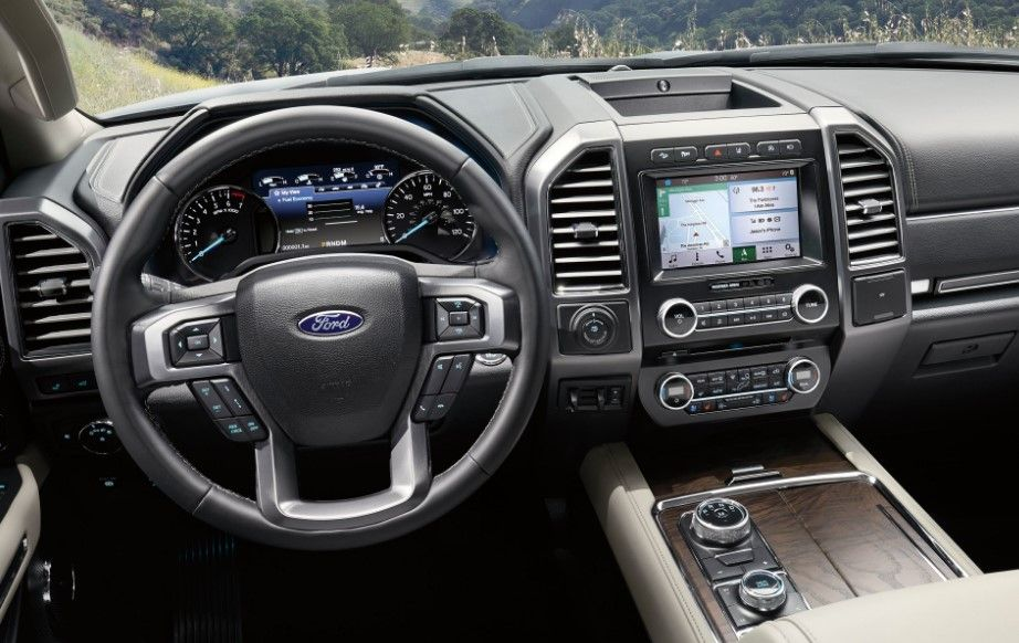 2020 Ford Expedition Release Date Interior Changes Price Ford