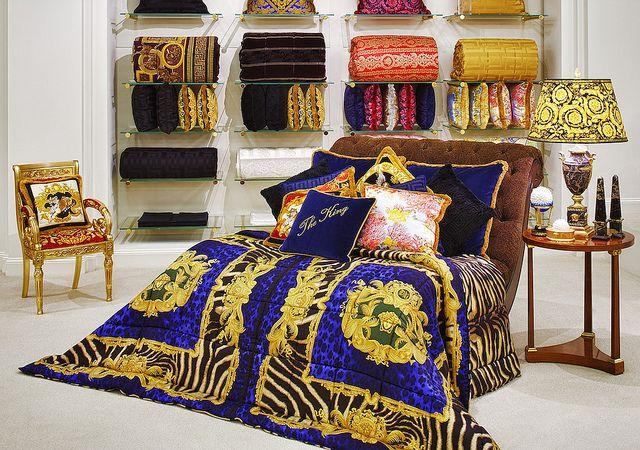 Versace Bedding Comfort Bedrooms Versace Furniture