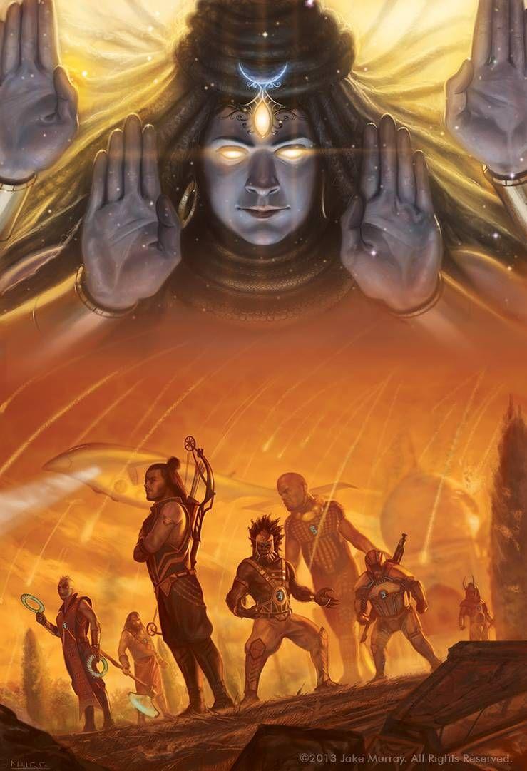 Age of Shiva by JakeMurray on DeviantArt