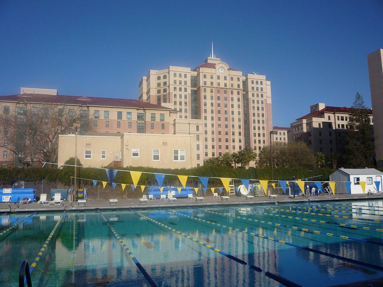 Sjsu aquatic center sjsu pinterest san jose state - San jose state university swimming pool ...