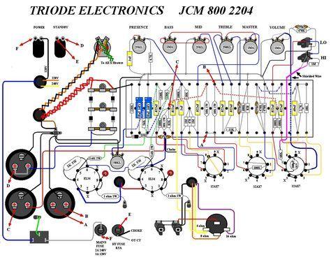marshall jcm800 2204a 50w tube diy amp kit version 1 mod. Black Bedroom Furniture Sets. Home Design Ideas