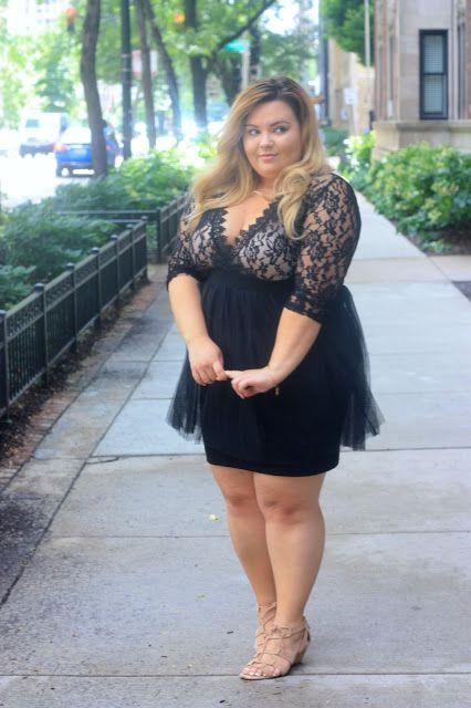 Dresslily Review Dresslily Plunging Neckline Plus Size Fashion
