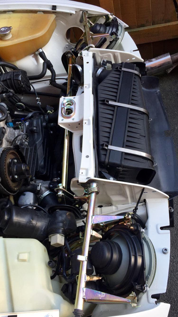 Vw Golf Gti Mk5 Cold Air Intake System Vw Mk501 Vw Scirocco