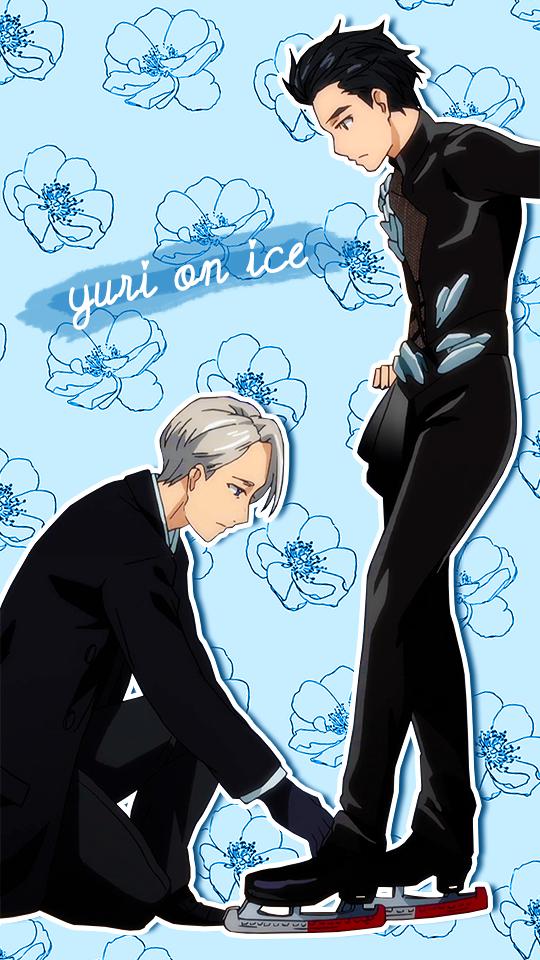 Yuri On Ice Wallpaper Tumblr Yuri On Ice Yuri On Ice Lockscreen Anime
