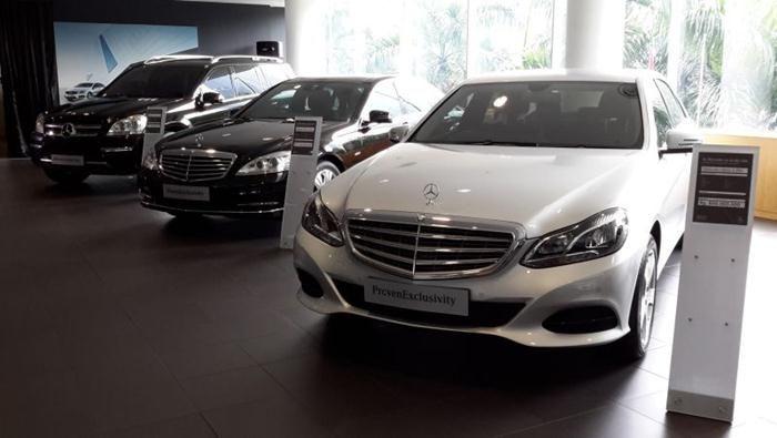 Hitung Penurunan Harga Mobkas Bmw Dan Mercedes Di Indonesia
