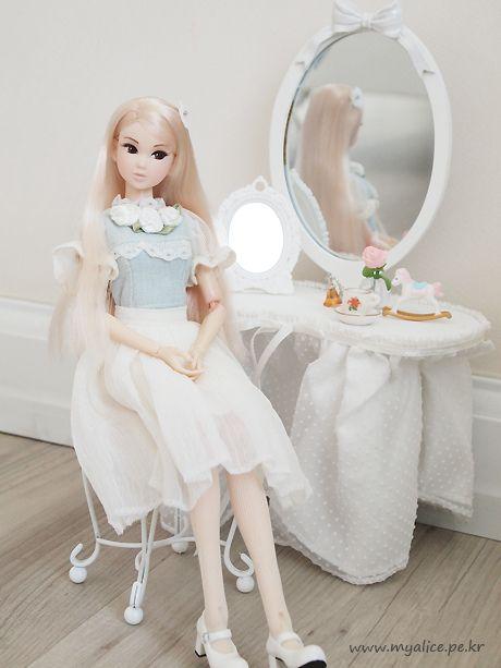 Doll Type : Momoko, Midnight Rose | Flickr - Photo Sharing!