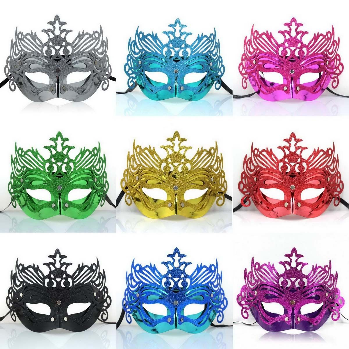 How To Decorate A Mask For A Masquerade Ball Venetian Carnival Gold Masquerade Party Mask  Masquerade Ball