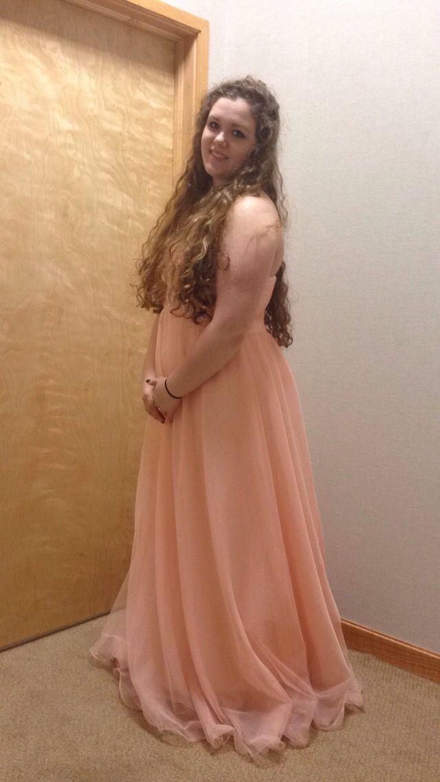 Long no sleeve prom dress @ belk $97.90 | PROM | Pinterest