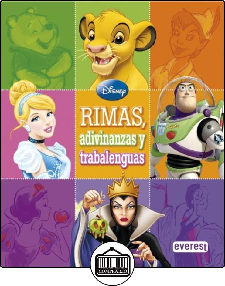 Rimas Adivinanzas Y Trabalenguas álbumes Disney De Walt Disney Company Libros Infantiles Y J Adivinanzas Adivinanzas Para Niños Adivinanzas Y Trabalenguas